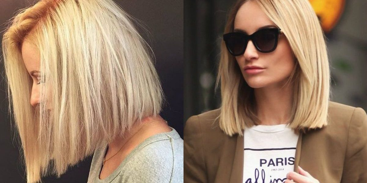 Choose A Blunt Cut Bob For Fine Hair To Be Extra Stylish
