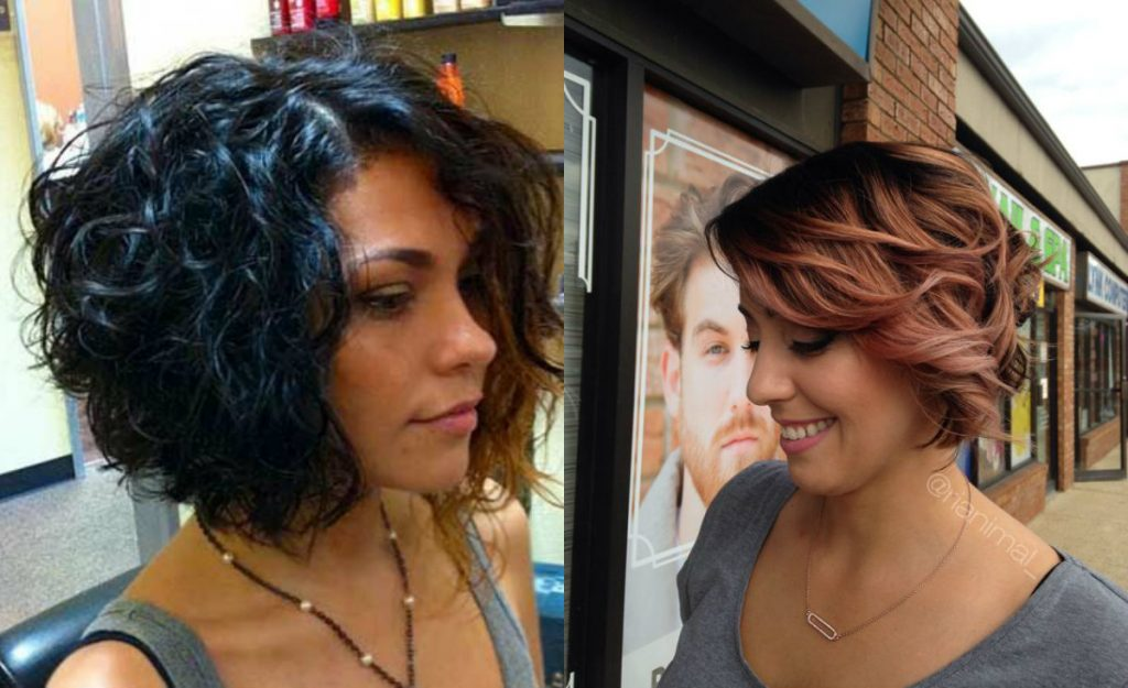 Check The Most Important Benefits Of Inverted Bob For Curly Hair
