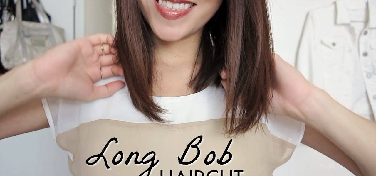 Why a Long Bob for Straight Hair Makes a Woman Very Trendy